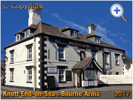 Knott End-on-Sea : Bourne Arms [2017]