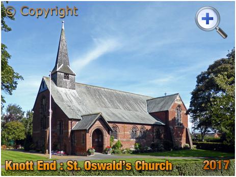 Knott End-on-Sea : Church of Saint Oswald [2017]