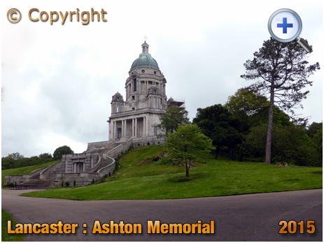 Lancaster : The Ashton Memorial at Williamson Park [2015]