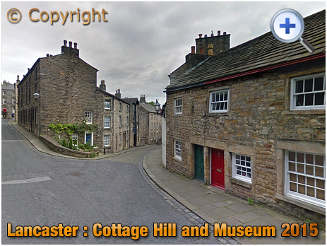 Lancaster : Cottage Museum and Castle Hill [2015]