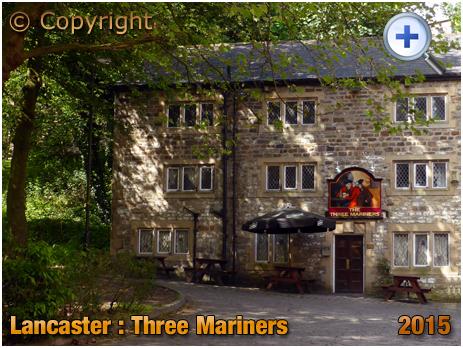 Lancaster : The Three Mariners [2015]