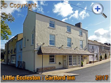 Little Eccleston : Cartford Inn [2017]