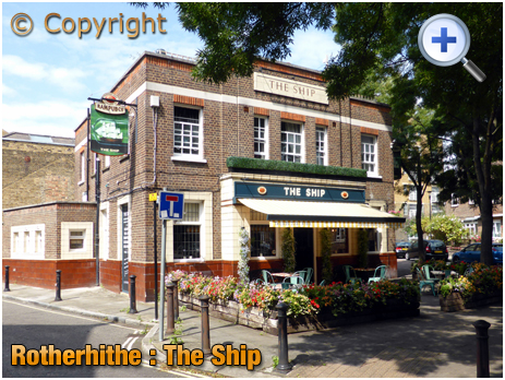 London : The Ship at Rotherhithe