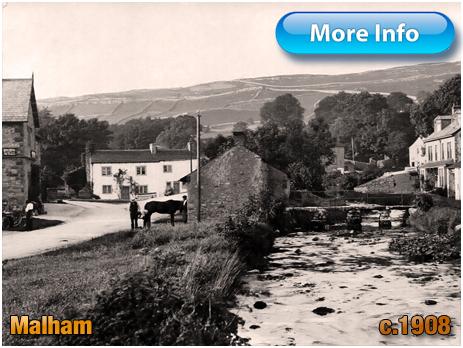 Yorkshire : Malham [c.1908]