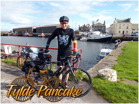 """Click here for more information on the """"Way of the Roses"""" cycle ride from Morecambe to Bridlington"""