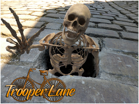 Click here for more information on the hill climb at Trooper Lane in Halifax
