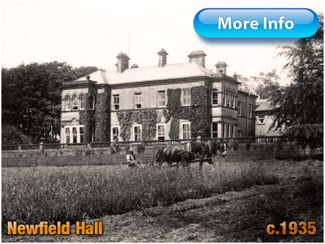 Yorkshire : Newfield Hall near Airton and Bell Busk [c.1935]