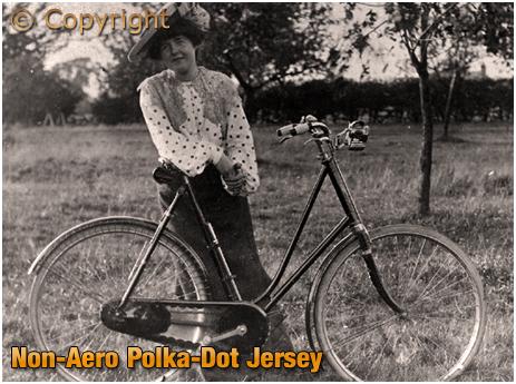 Non-Aero Polka-Dot Jersey