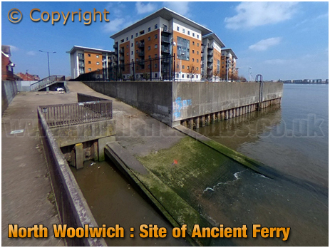North Woolwich : Site of Ancient Ferry [2019]