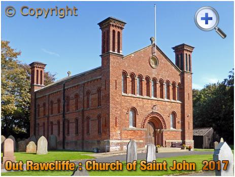Out Rawcliffe : Church of Saint John [2017]