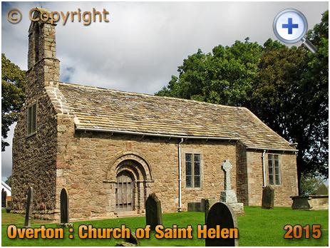 Overton : St. Helen's Church [2015]