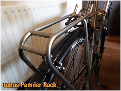 Tubus Titanium Pannier Rack