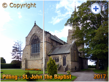 Pilling : Church of Saint John the Baptist [2017]