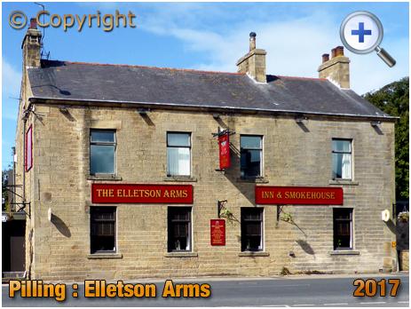 Stake Pool near Pilling : Elletson Arms [2017]