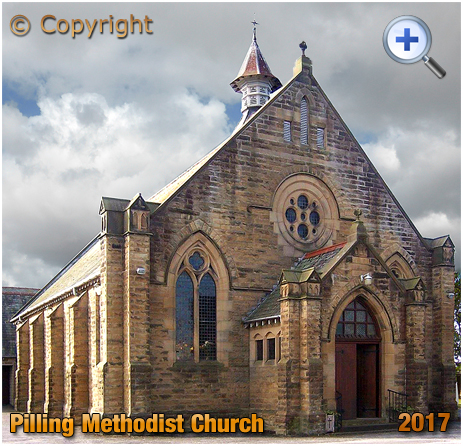 Pilling : Methodist Church [2017]