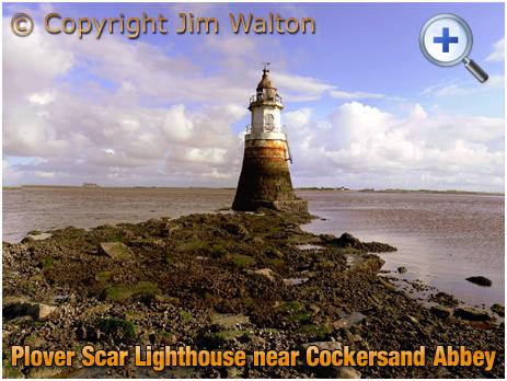 Plover Scar Lighthouse [Copyright Jim Walton]