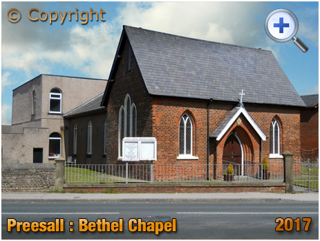 Preesall : Bethel Chapel