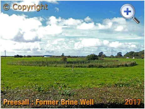 Preesall : Former Brine Well [2017]
