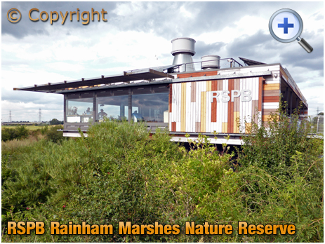 Purfleet : RSPB Rainham Marshes Nature Reserve [2019]