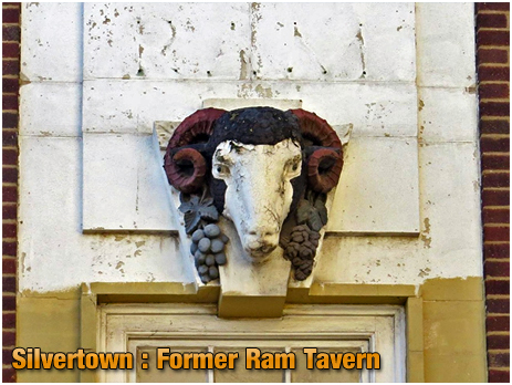 Silvertown : Former Ram Tavern