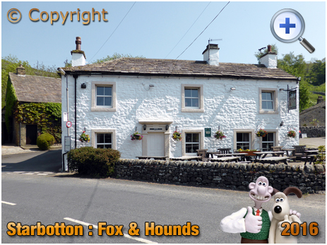 Starbotton : Fox and Hounds in Upper Wharfedale [2016]