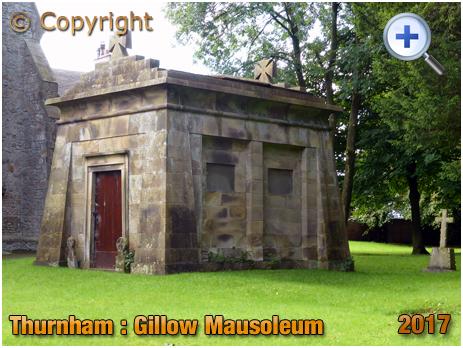Thurnham : Gillow Mausoleum [2017]