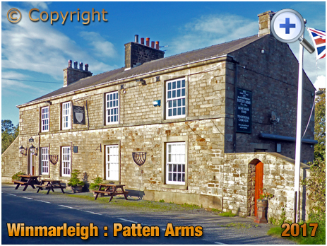 Winmarleigh : The Patten Arms [2017]