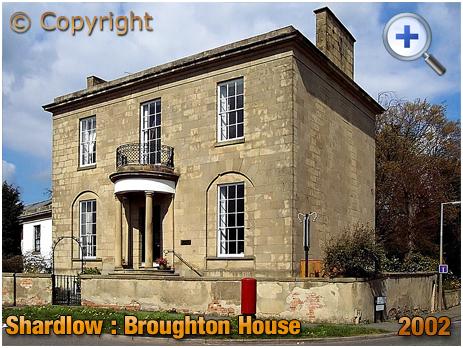 Shardlow : Broughton House [2002]