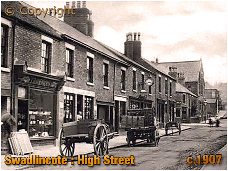Swadlincote : High Street [c.1907]