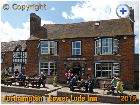 Forthampton : Lower Lode Inn [2015]