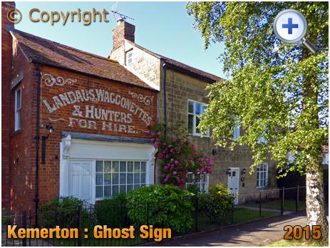 Kemerton : Ghost Sign [2015]