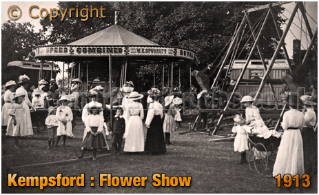 Kempsford : Flower Show [1913]