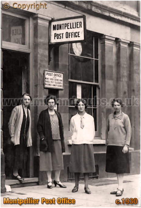 Cheltenham : Montpellier Post Office [c.1930]