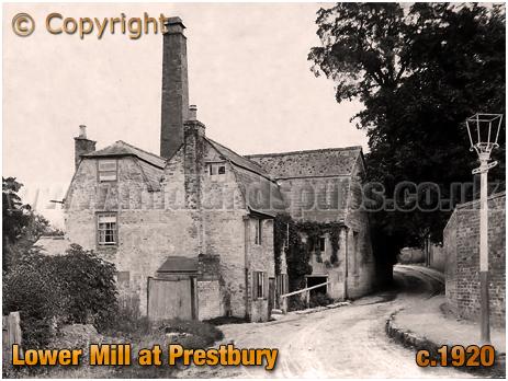 Prestbury : Lower Mill [c.1920]