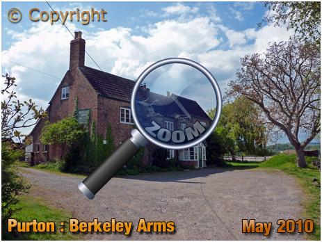 Purton : The Berkeley Arms [2010]