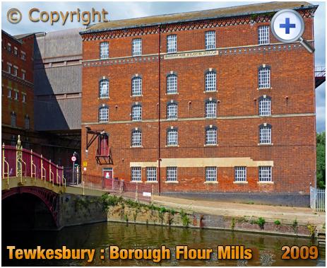Tewkesbury : Borough Flour Mills [2009]