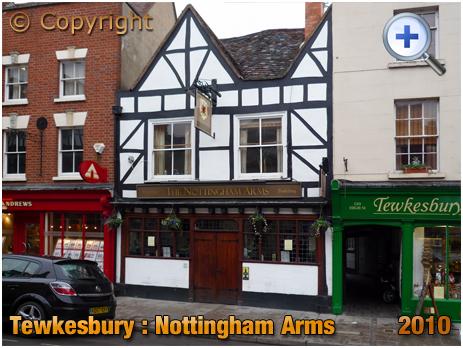 Tewkesbury : Nottingham Arms [2010]