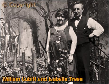 Tewkesbury : William Cubitt and Isabella Treen [c.1930]