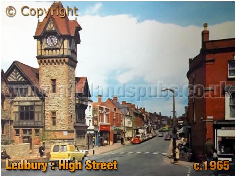 Ledbury : High Street [c.1965]