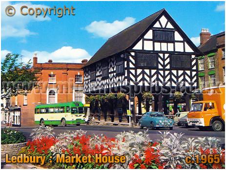 Ledbury : Market House [c.1965]