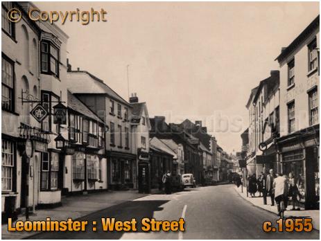 Leominster : West Street [c.1955]