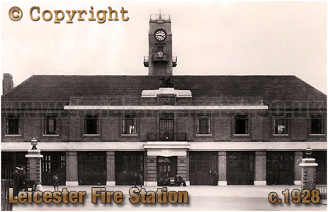 Leicester Fire Station [c.1928]