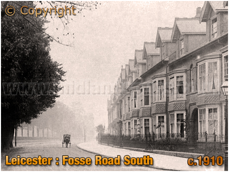 Leicester : Fosse Road South [c.1910]