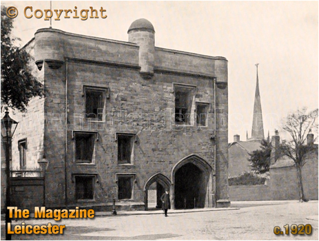 The Magazine at Leicester [c.1920]