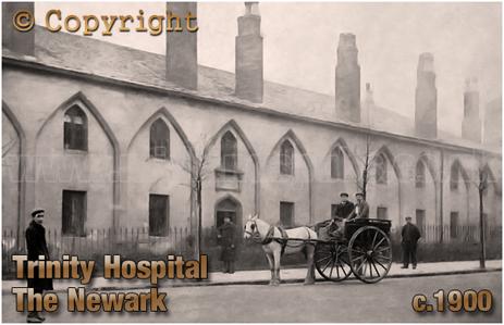 Leicester - Trinity Hospital [c.1900]