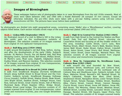 Click here to visit the Birmingham section of John Ball's website