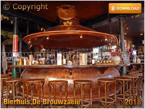 Gent : Bierhuis De Brouwzaele [2018]