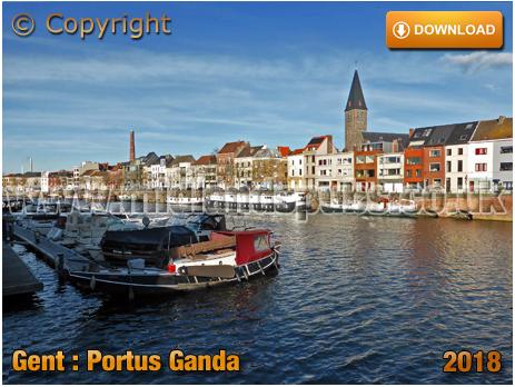 Gent : Portus Ganda [2018]