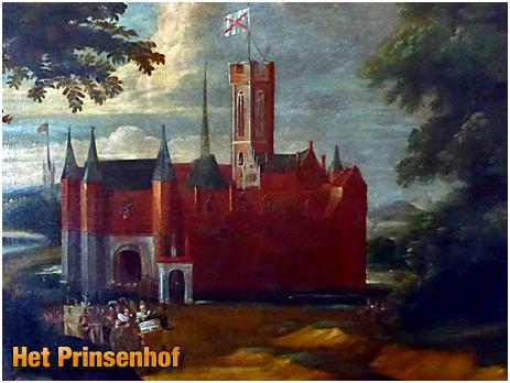 Gent : Het Prinsenhof