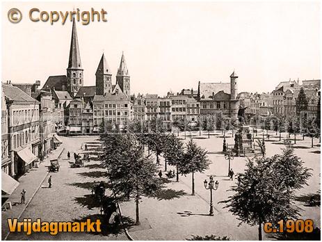 Gent : Vrijdagmarkt [c.1908]
